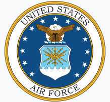 United States Army Air Force Badge