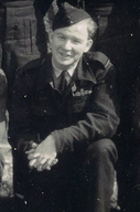 Flight Lieutenant Pat McNulty, RAAF