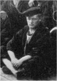 James Cresswell Moore, after surviving the Samoa Hurricane on HMS Calliope.