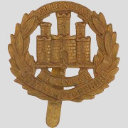 The Northamptonshire Regiment badge